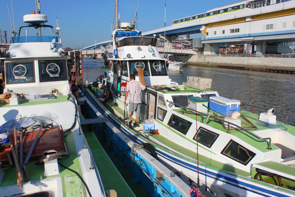A Diary of Fishing-Kanazawa Hakkei (2)