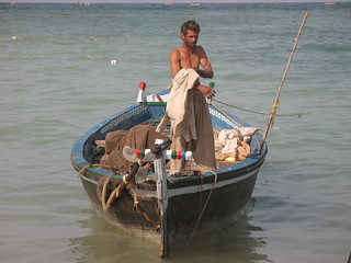 Fisher Man @ Mubarak Village