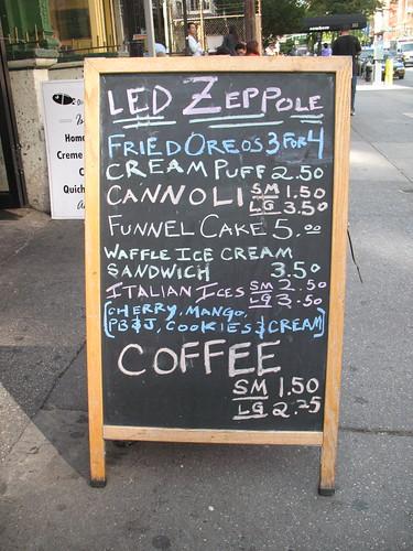 led zeppole