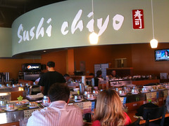 Sushi Chiyo in Salmon Creek area of Vancouver WA