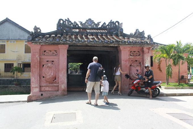 Chua Cau - Hoi An