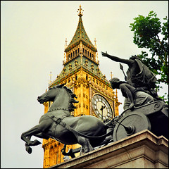 What is the clock showing if time does not exist ?...:))) (Katarina 2353) Tags: city uk england urban london clock film westminster buildings photography is nikon flickr image time britain united famous capital great towers central kingdom parliament bigben palace if what does showing exist ststephenstower katarinastefanovic katarina2353 gettylicense famousbuildingsoftheworld