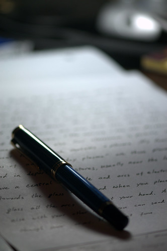 Writing by J. Paxon Reyes, on Flickr