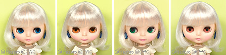 Blythe doll Simply Vanilla - official photo