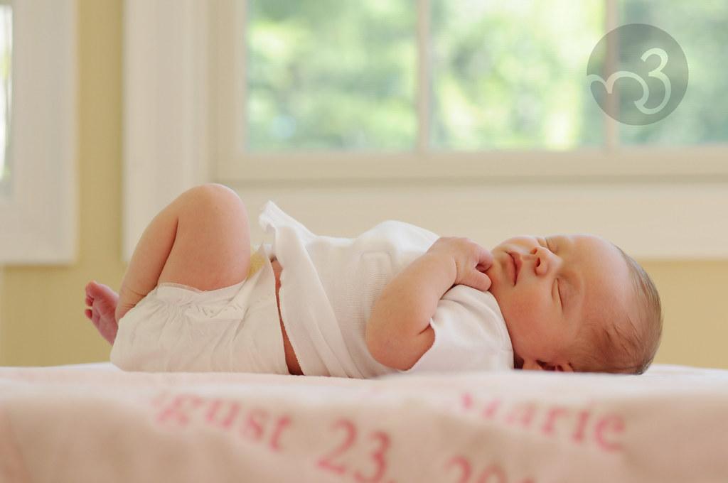 Annabelle, newborn