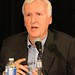 James Cameron: Hollywood director of Titanic and Avatar met Martha's Vine today while visiting Alberta's oilsands