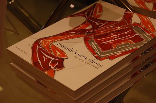 Manolo Blahnik Book