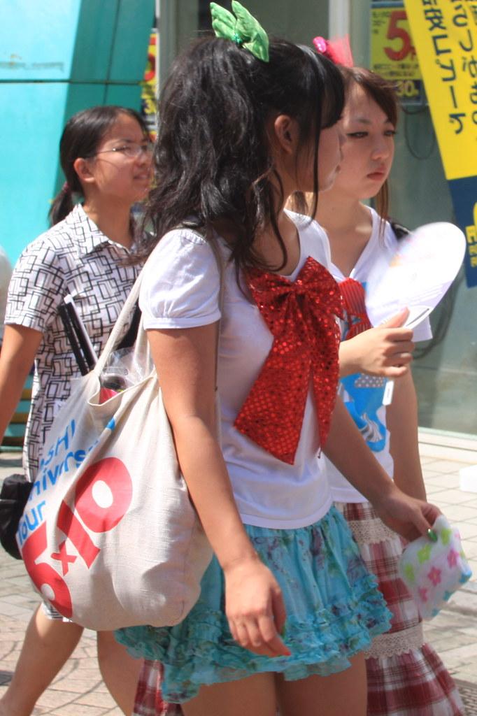 Lolita Fashion: Tokyo, Japan