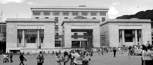 PALACIO DE JUSTICIA BOGOTÁ