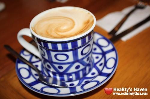 cafe latte cafe breton