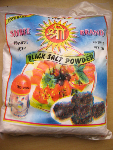 Black Salt at the Foreign Food Mart