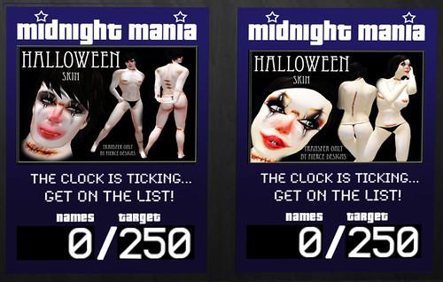halloween midnight mania