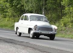Škoda Octavia Super (Skitmeister) Tags: skoda czech cesko czechoslovakia carspot auto classic vintage pkw car skitmeister škoda škodovka cssr čssr шкодка чсср voituresanciennes