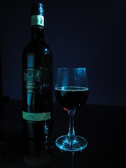 bottle with wine glass (roOHit) Tags: its photosssssssss startng roohit