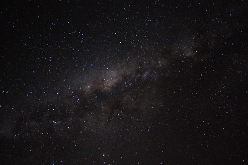 The milky way taken from the middle of the Atacama Desert - awesome!