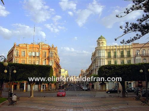 Avenida Juan Carlos I Melilla