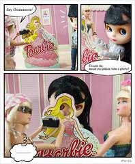 Barbie Life-size Standup