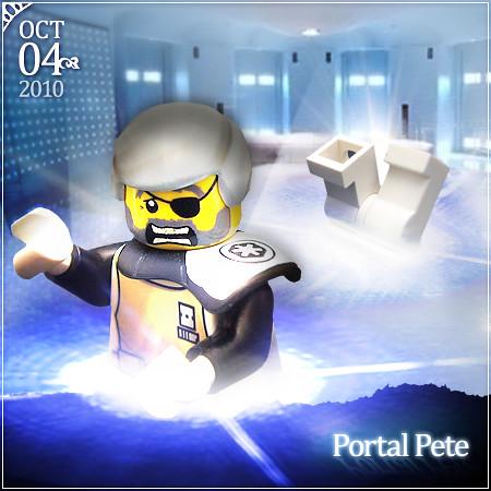 October 4 - Portal Pete