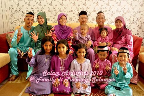 Aidilfitri @ Puchong, Selangor