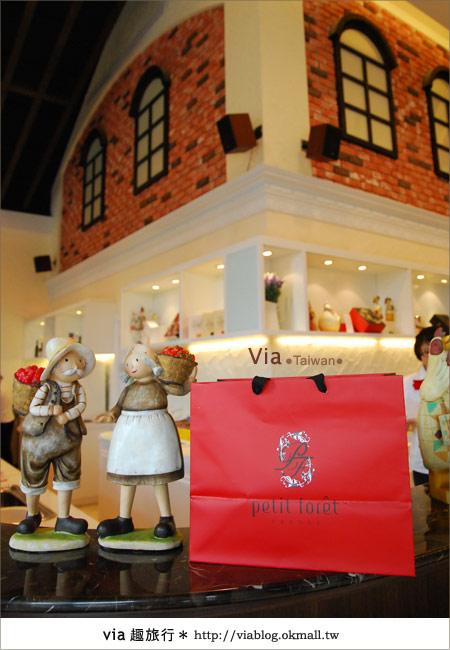 【台中】富林園洋菓子~夢幻童話建築及蛋糕的美妙結合24