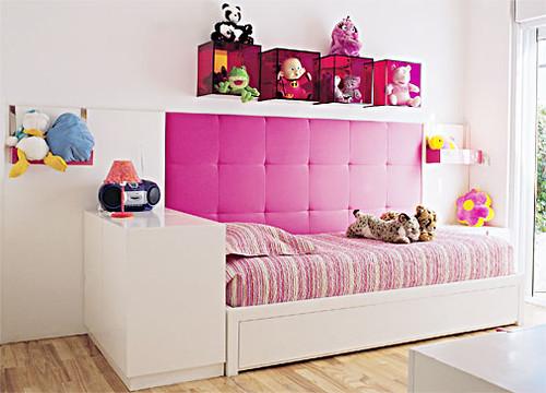 decoração de quarto adolescente feminino