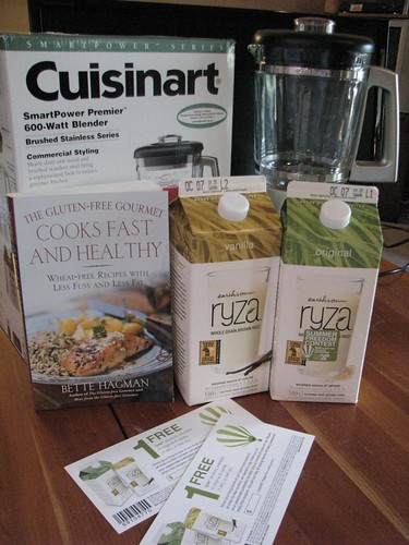 On Foodists.ca: Ryza Prize Pack Contest