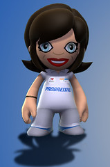 ModNation Racers for PS3: Progressive Flo