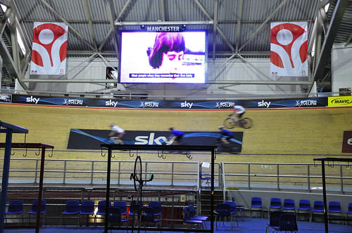 Screening at Velodrome