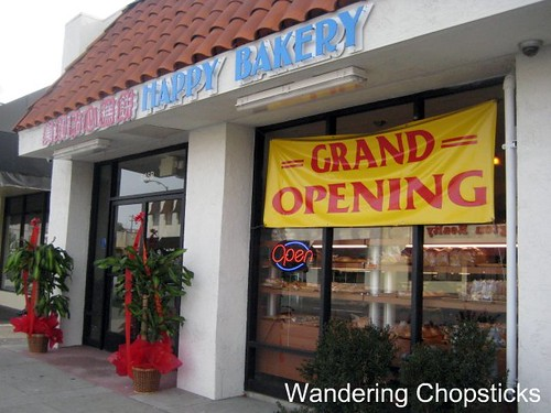 Happy Bakery - San Gabriel 1