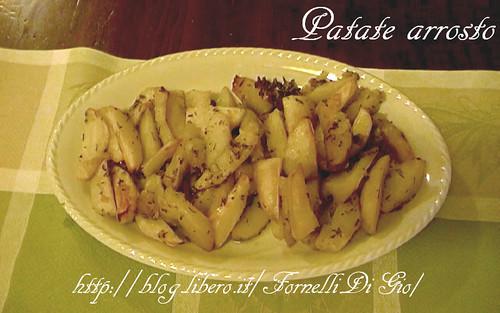 patate arrosto