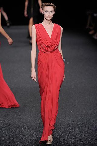 vestido longo para festa 2011