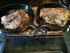 Beef Brisket: Dinner, or Supper?