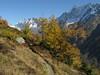 Lötschental Höhenweg (blatten) Tags: alps switzerland october breithorn lötschental bietschhorn lötschenlücke