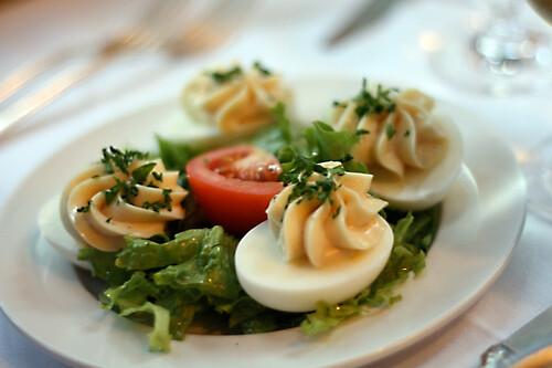 oeufs dur mayonnaise