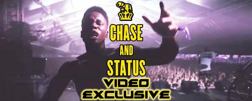 VidZone Exclusive: Chase & Status