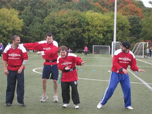Football Frenzy - Toronto 2010
