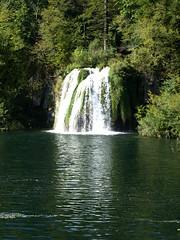 Parque nacional plictvice210910_010 (mdiazollero) Tags: lago pasarela eslovenia croacia parquenacional plictvice