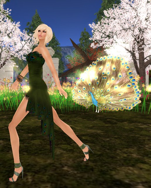 New Plastik release :[P]:-Delyia-Emerald/ flex skirt 1