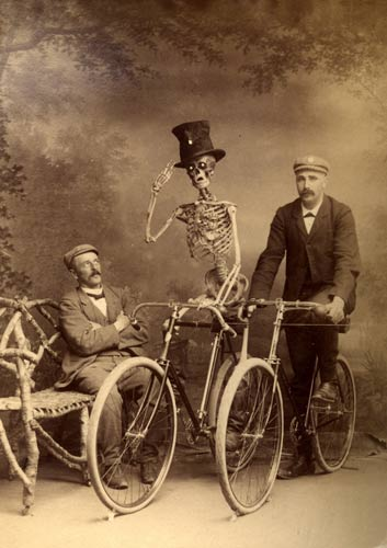 Cycling with Death