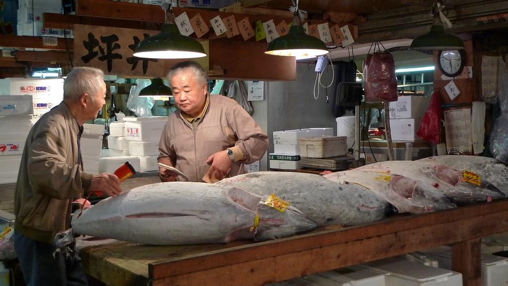 Tuna Dealing