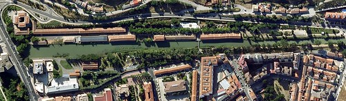 REHABILITACION DARSENA CANAL DE CASTILLA - VALLADOLID - ENTORNO ACTUAL29