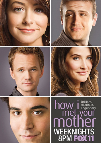 How I Met Your Mother [Saison 06 VOSTFR] [01 à 24/24] [FS] [US] (proper)