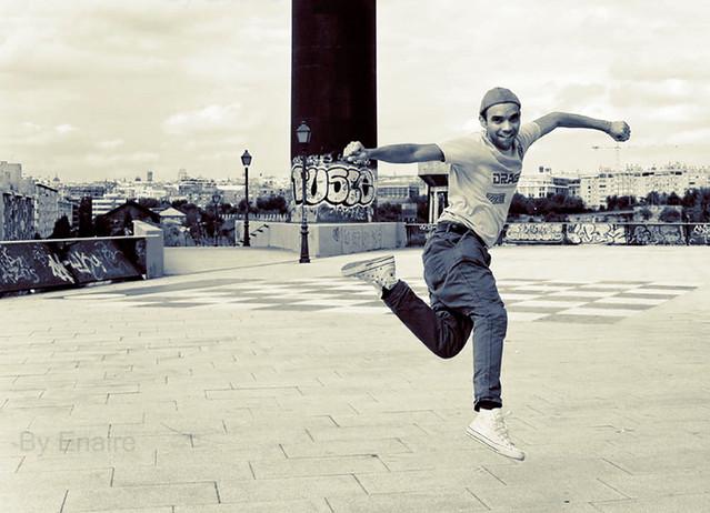 Saltas? O bailas?