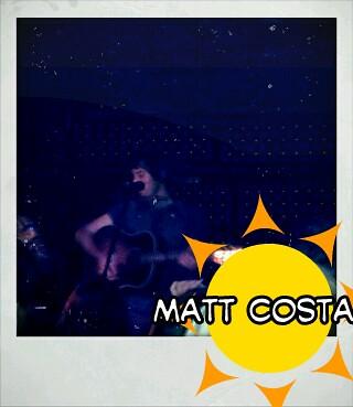 Matt Costa at the Casbah
