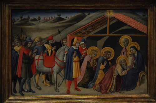 a perspective of the di nardos painting adoration of the magi The adoration of the magi (botticelli the adoration of the magi is actually one of the most important paintings in the history of in this perspective.