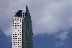 Torre Mayor Clouds