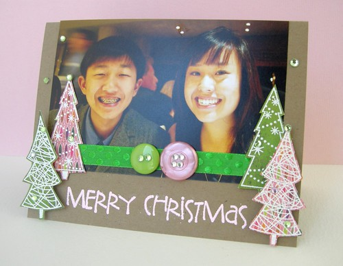 Merry Christmas (photo card)