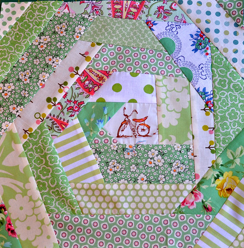 Andi's block for Karlyn