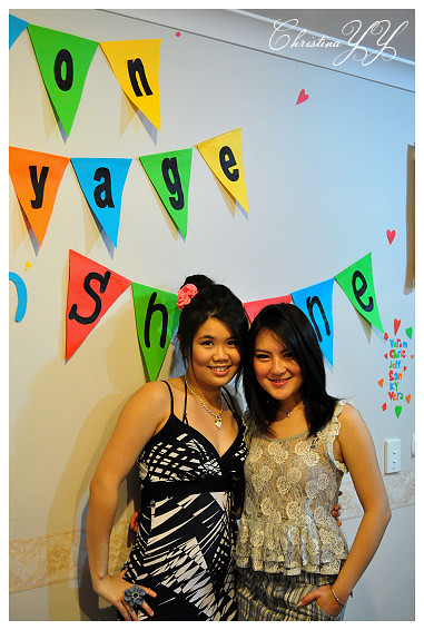 surprise Farewell Party: Me and Vera