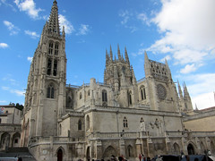 IMG_1642: The Burgos Cathedral
